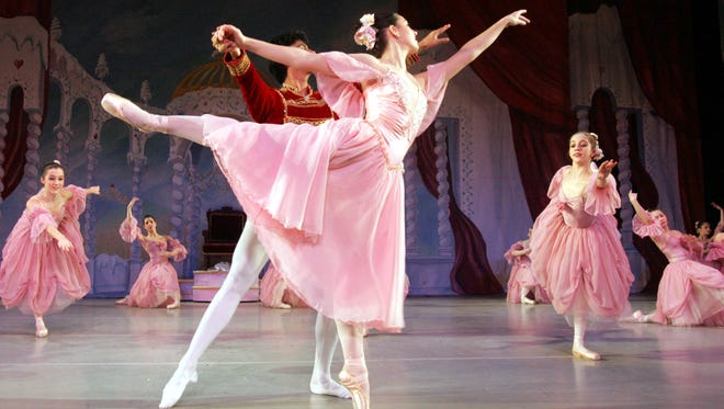 Performances of the holiday favorite The Nutcracker abound in the lower Hudson Valley.