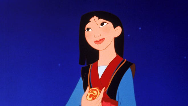 You know you want to re-watch 'Mulan.'