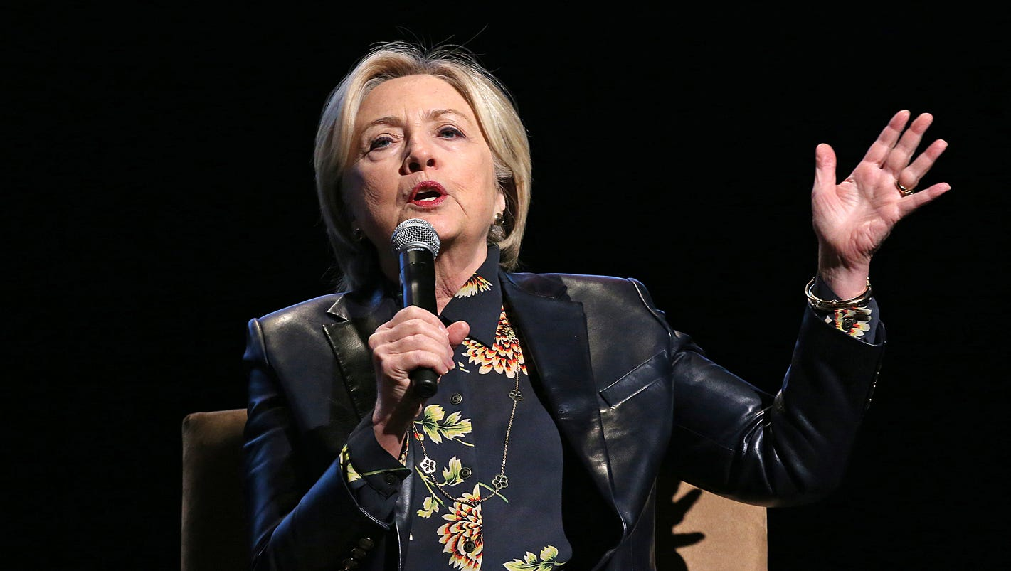 Democrats, it's time for you to dump Hillary Clinton