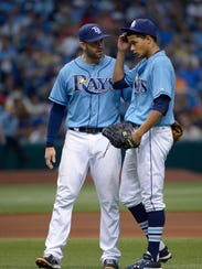 """You want to be successful for that guy,"" Chris Archer"