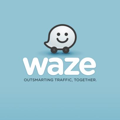 Cover for the Waze App.