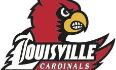 The Louisville Cardinals logo