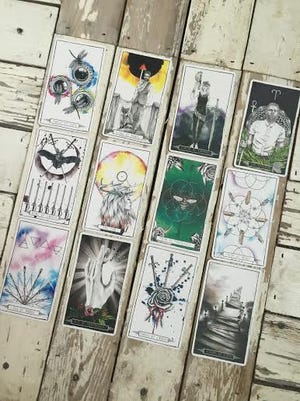 Tarot cards for the week of March 28.