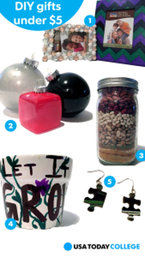 USA TODAY College 2014 holiday gift guide: DIY gifts