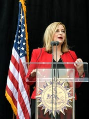 Mayor Megan Barry delivers her second State of Metro