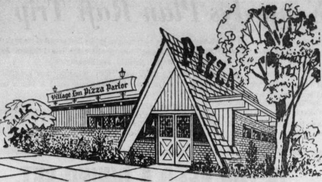 The Village Inn Pizza Parlor opened in May 1973 across from the Western Mall.