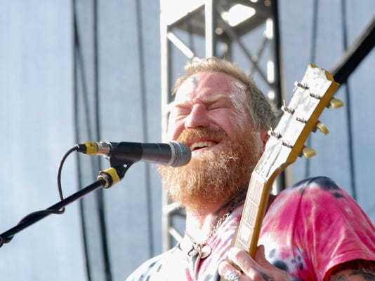 Mastodon at Fort Rock 2017