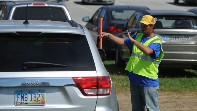 Fair officials are making more room for parking on the fairgrounds this year.