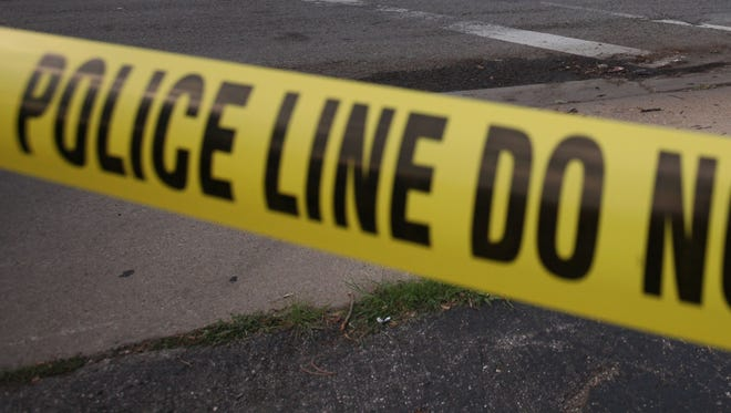 Police are investigating the discovery of what could be human remains in a sewer line.