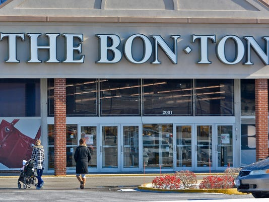 Bon-Ton files bankruptcy