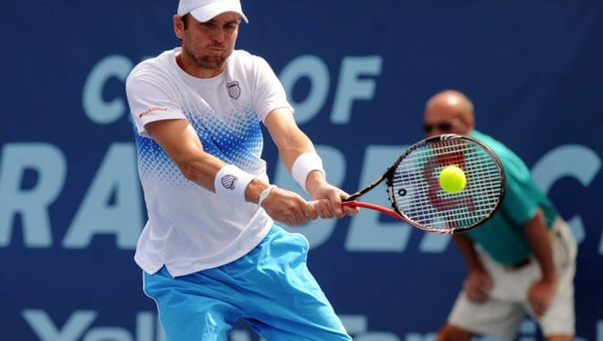 Mardy Fish has been named the new captain of the U.S. Davis Cup Team.