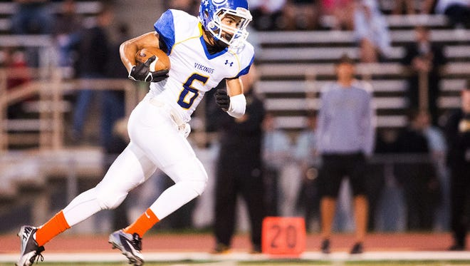 Omaha North receiver Marquise Lewis has given a verbal commitment to SDSU.