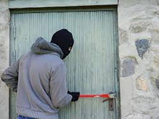 Burglary logo