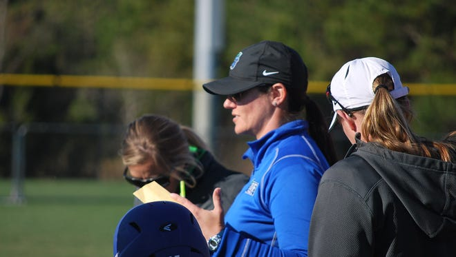 UWF softball coach Melissa Paul and her team are heading to NCAA Division II Regionals after turnaround season.