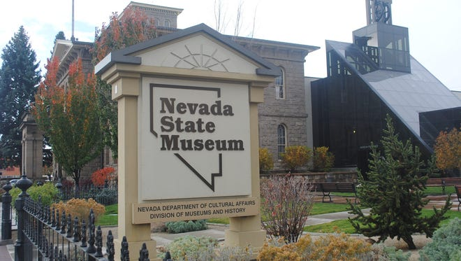 The Nevada State Museum turned 75 on Friday.