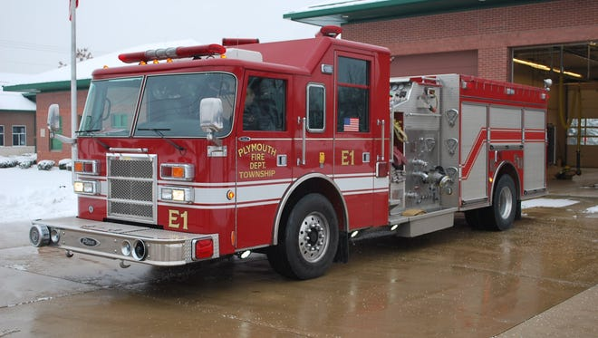 A new fire engine, to replace one that's more than 25 years old, is on the wish list if voters approve a public safety millage in Plymouth Township.