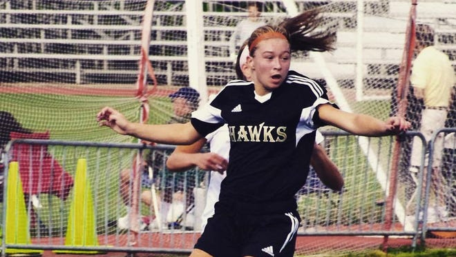 Aggressive, smart soccer is what Canton's Courtney Petersen brings to the pitch, whether playing for the Michigan Hawks or U.S Under-20 Women's National Team.