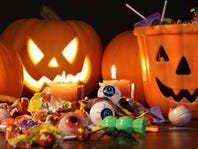 Halloween Candy Giveaway