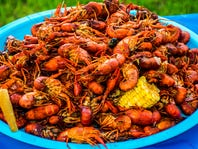 Win a Crawfish Boil, ON US!