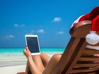 CHRISTMAS IN JULY: Win a Tablet