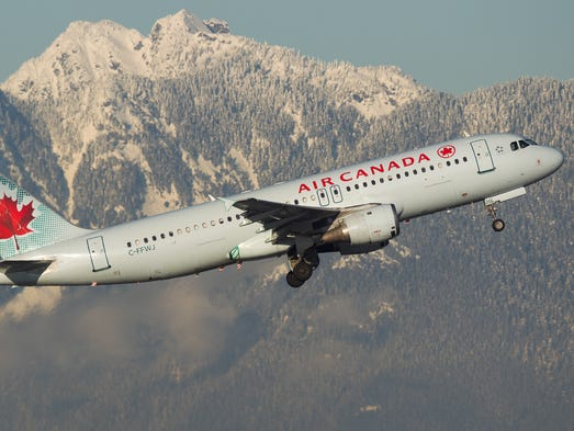 air canada takes off with maintenix In canada, air canada just revealed its participation in the civil aviation  alternate fuel contrail and emissions research project, a research.