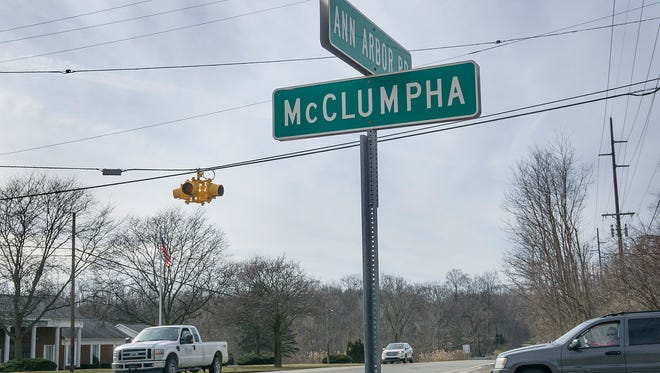 Officials are pushing for a fix to problems at the intersection of Ann Arbor Road and McClumpha.