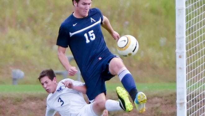 Asheville School alum Michael Holowesko.