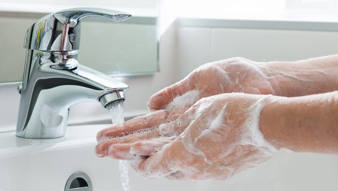Really good hand hygiene is the best weapon against contracting the flu and other illnesses.