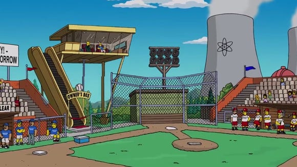 """A screenshot from """"The Simpsons."""""""