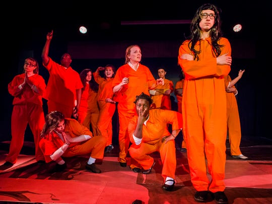 "Wilmington's Bootless Stageworks will host the East Coast premiere of the Los Angeles-based ""Orange is the New Musical"" this weekend. It will also run next weekend."