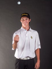 Blake Wheeler, Bishop Verot, golf
