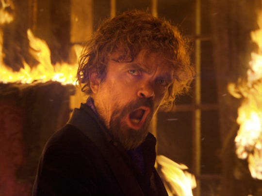 This photo provided by PepsiCo shows Peter Dinklage