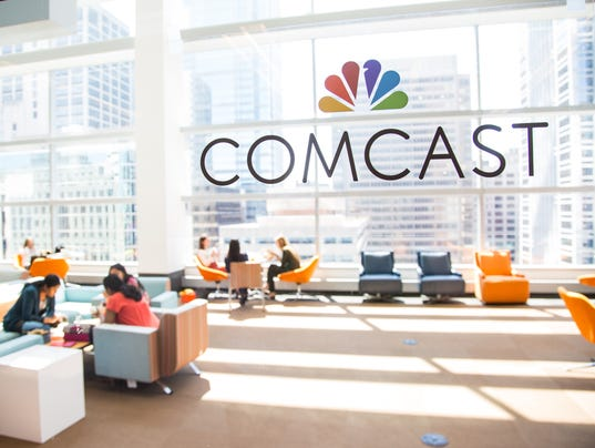 AP COMCAST REPORTS 1ST QUARTER EARNINGS ON APRIL 27 A CPACOM USA PA