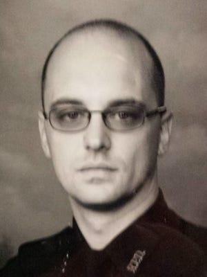 Officer David Spradling