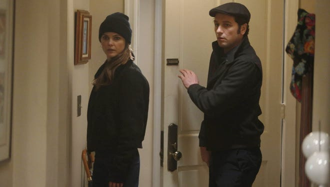 'The Americans,' starring Keri Russell and Matthew Rhys, was among series honored by two TV-critics' groups.