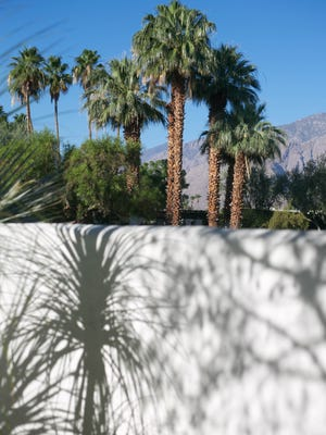 Palm Springs warm, dry climate have been attracting visitors for decades.