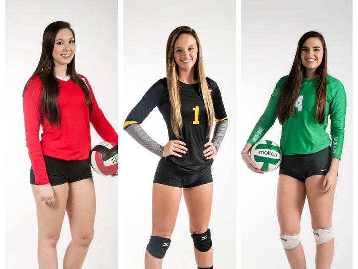 The News-Press All-Area Player of the Year finalists