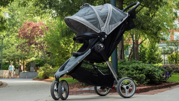 The Baby Jogger City Mini: our pick for the best stroller