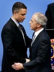 Oct. 28, 2006: U.S. Senate Democratic candidate Harold