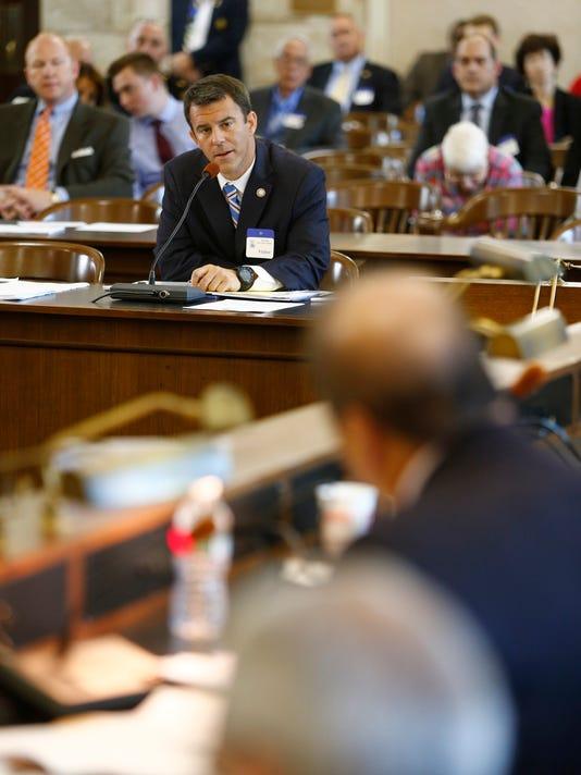 GRAMICCIONI Confirmation hearing