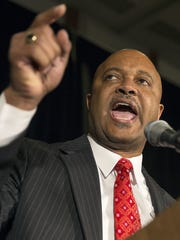 Indiana Attorney General Curtis Hill has put ads on social media saying the allegations against him are untrue.