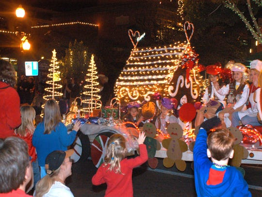 Tempe's Fantasy of Lights Opening Night kicks off the
