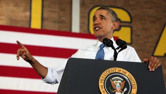 Obama spin