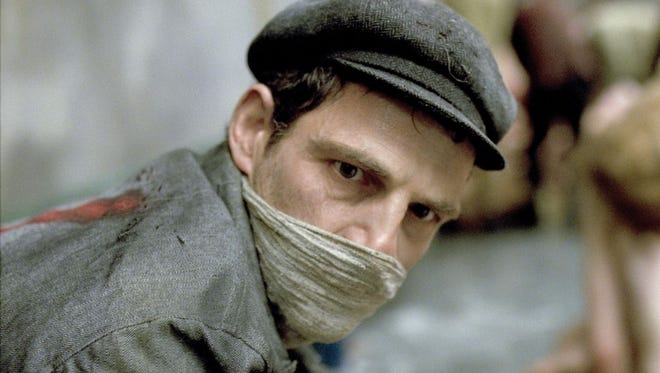 "Geza Rohrig stars in the Holocaust drama ""Son of Saul."""