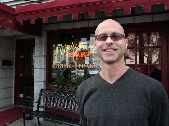Verve Restaurant in Somerville will host a Pulled Pork Competition on Nov. 19. Pictured is owner Rick St. Pierre.