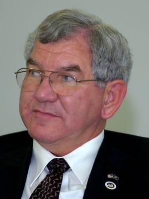 State Rep. Jim Fannin, R-Jonesboro