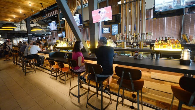 Scathain, a Milwaukee-based design and build firm that produced elements for 1919 Kitchen & Tap at Lambeau Field, plans to sell its designs online beginning Oct. 1.