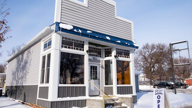 Betsy's Bakes, located at 901 Erie St., Port Huron, opened Dec. 16.
