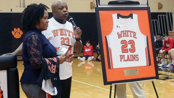 Regina Smith Williams, Sean Kilpatrick's mother, and