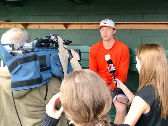 Clemson pitcher Ryan Miller expects the Tigers to have